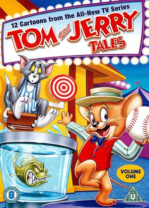 Rent Tom and Jerry Tales: Vol.1 Online DVD Rental
