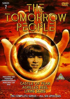 Rent The Tomorrow People: Series 7 Online DVD Rental