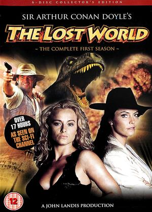 Rent The Lost World: Series 1 Online DVD Rental