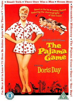Rent The Pajama Game Online DVD Rental
