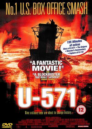 Rent U-571 Online DVD Rental