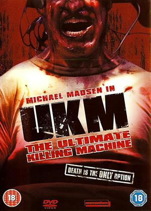 Rent UKM: The Ultimate Killing Machine Online DVD Rental