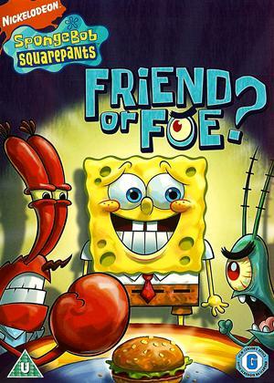 Rent Spongebob: Friend or Foe Online DVD Rental