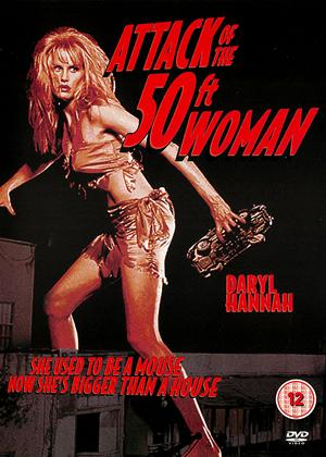 Rent Attack of the 50 Foot Woman Online DVD & Blu-ray Rental