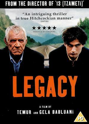 Rent Legacy (aka L'Heritage) Online DVD Rental