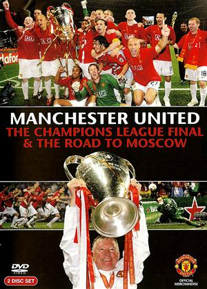 Rent Manchester United: Champions League Final and the Road to Moscow Online DVD Rental
