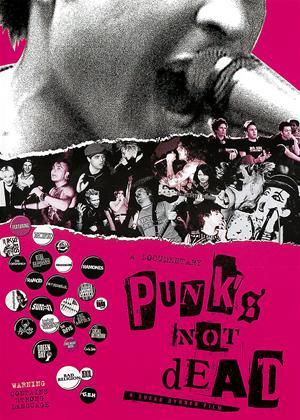 Rent Punk's Not Dead Online DVD & Blu-ray Rental