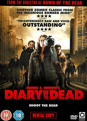 Rent Diary of the Dead Online DVD Rental