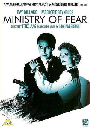 Rent Ministry of Fear Online DVD & Blu-ray Rental