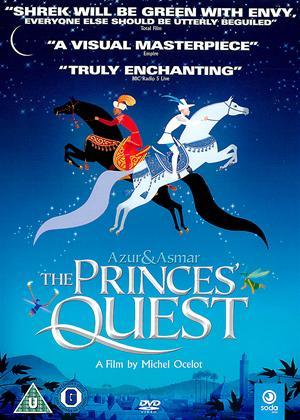 Rent Azur and Asmar: The Princes' Quest (aka Azur et Asmar) Online DVD & Blu-ray Rental