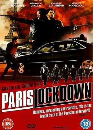 Rent Paris Lockdown (aka Truands) Online DVD Rental