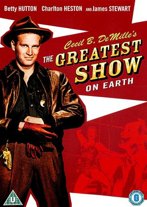 Rent The Greatest Show on Earth Online DVD Rental