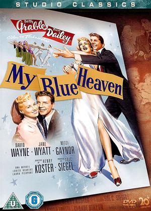 Rent My Blue Heaven Online DVD & Blu-ray Rental
