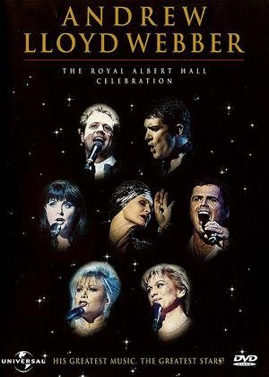 Rent Andrew Lloyd Webber: The Royal Albert Hall Celebration Online DVD & Blu-ray Rental