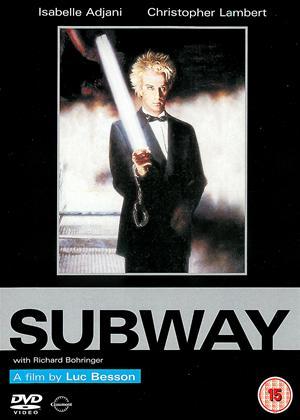 Rent Subway Online DVD & Blu-ray Rental