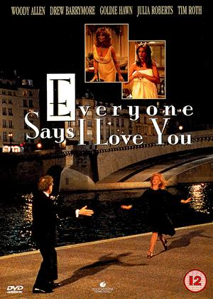 Everyone Says I Love You Online DVD Rental
