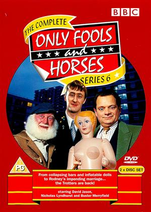 Rent Only Fools and Horses: Series 6 Online DVD Rental
