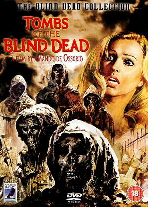 The Blind Dead Collection: Tombs of the Blind Dead Online DVD Rental