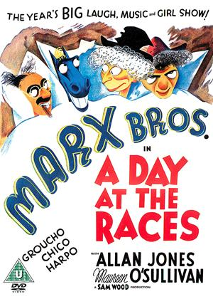 Rent The Marx Brothers: A Day at the Races Online DVD Rental