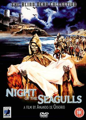 The Blind Dead Collection: Night of the Seagulls Online DVD Rental