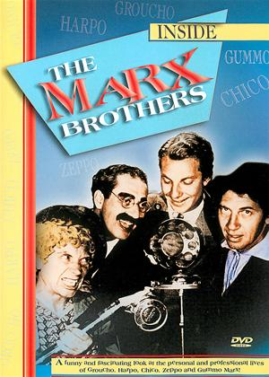 Rent The Marx Brothers: Inside the Marx Brothers Online DVD Rental