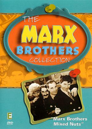 Rent The Marx Brothers: Mixed Nuts Online DVD Rental
