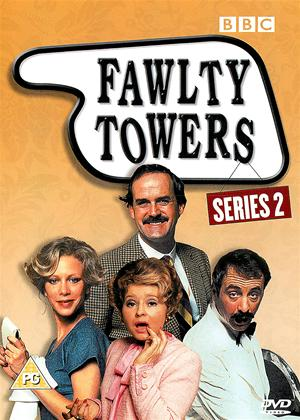 Rent Fawlty Towers: Series 2 Online DVD Rental