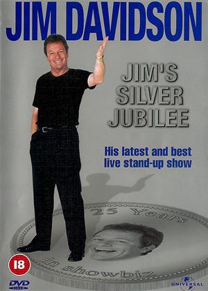 Rent Jim Davidson: Silver Jubilee Online DVD & Blu-ray Rental