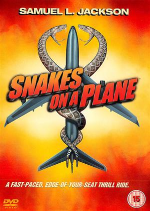 Snakes on a Plane Online DVD Rental