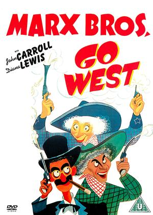 Rent Marx Brothers: Go West Online DVD Rental