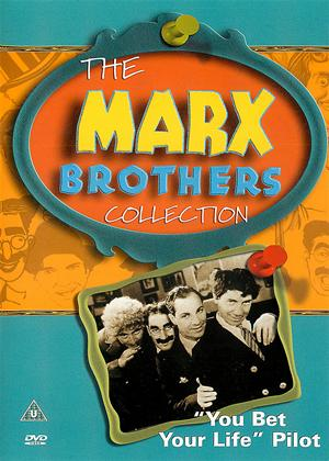 Rent The Marx Brothers: You Bet Your Life - Pilot Online DVD & Blu-ray Rental