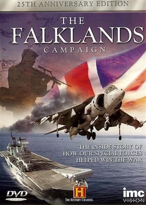 Rent The Falklands Campaign Online DVD Rental