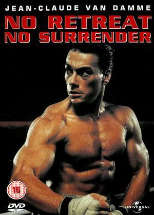 Rent No Retreat No Surrender Online DVD Rental