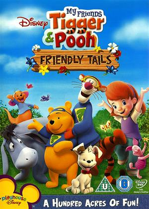 Rent My Friends Tigger and Pooh: Friendly Tales Online DVD Rental