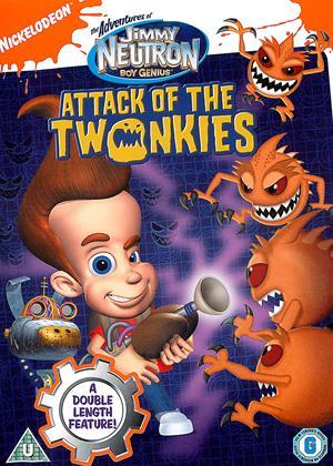 Rent Jimmy Neutron: Boy Genius: Attack of the Twonkies Online DVD & Blu-ray Rental