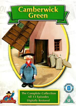 Rent Camberwick Green: Complete Online DVD & Blu-ray Rental