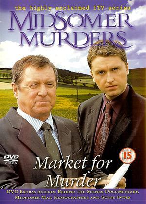 Rent Midsomer Murders: Series 5: Market for Murder Online DVD Rental