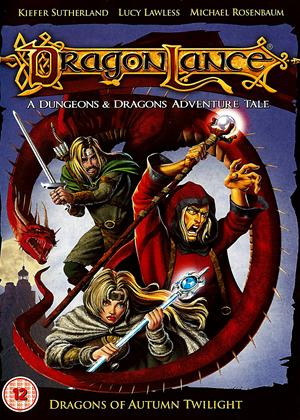 Rent Dragonlance: Dragons of Autumn Twilight Online DVD Rental