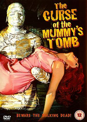 Rent The Curse of the Mummy's Tomb Online DVD Rental