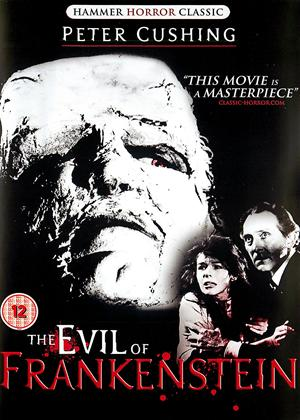The Evil of Frankenstein Online DVD Rental