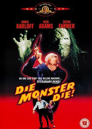 Die Monster Die Online DVD Rental