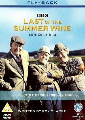Rent Last of the Summer Wine: Series 11 and 12 Online DVD Rental