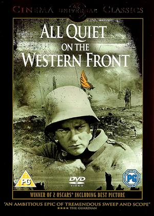 Rent All Quiet on the Western Front Online DVD Rental