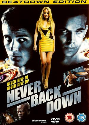 Never Back Down Online DVD Rental