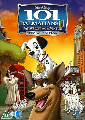 101 Dalmatians 2: Patch's London Adventure Online DVD Rental