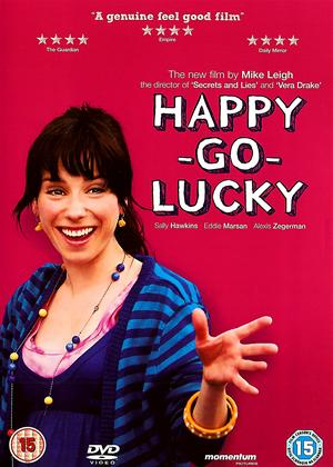 Happy-Go-Lucky Online DVD Rental