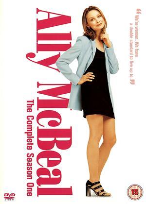 Rent Ally McBeal: Series 1 Online DVD Rental