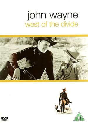 Rent John Wayne: West of the Divide Online DVD Rental