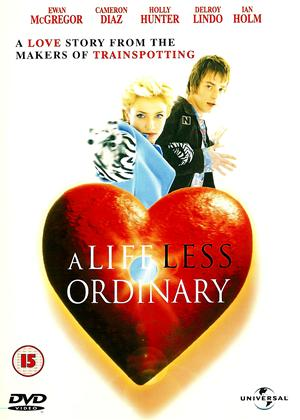 A Life Less Ordinary Online DVD Rental
