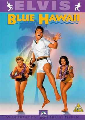Rent Elvis Presley: Blue Hawaii Online DVD Rental